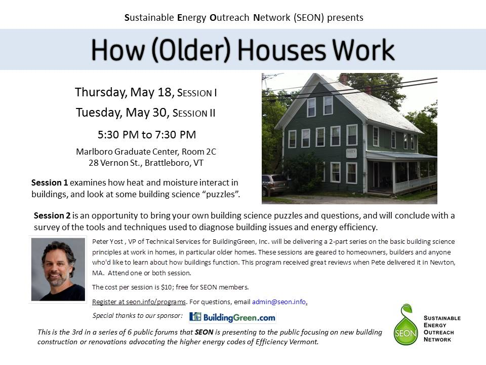 How (Older) Houses Work with Peter Yost